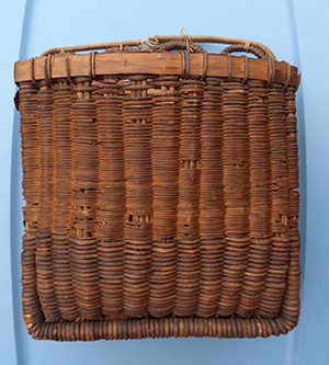 Image for Western American Native Pack Basket .
