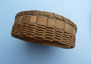 Image for Native American Indian Basket Early 20th Century.