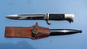Image for Mauser Parade Bayonet, German.
