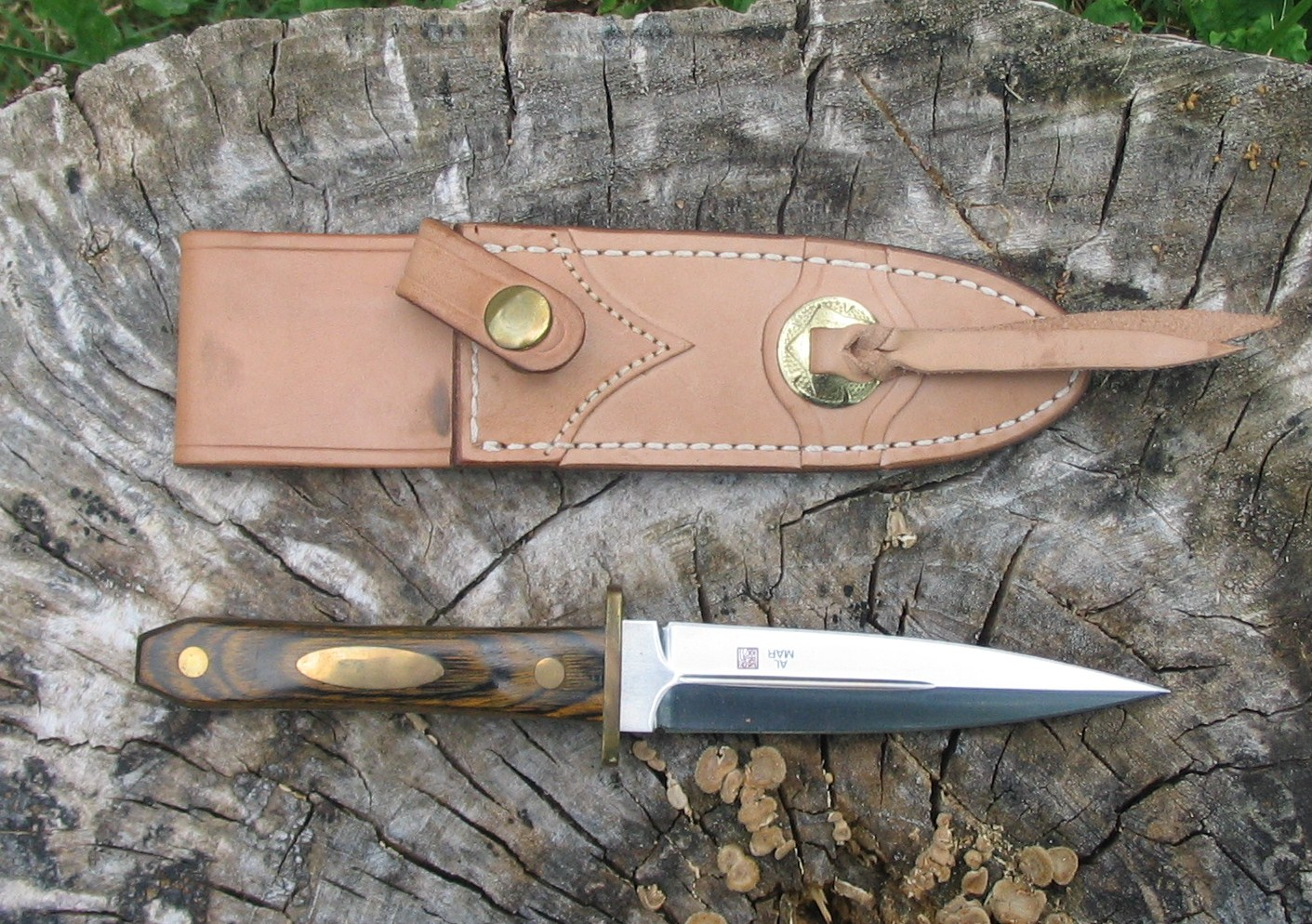 Image for Al Mar Western Dagger.