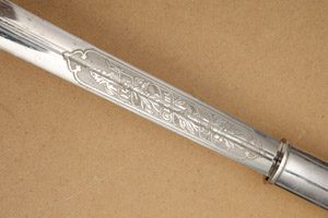 Image for Bavarian Short Saber, ca 1890..