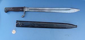 Image for German 98K Butcher Bayonet, Hartkopf/Dietrich.