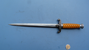 Image for WWII German Heer Dagger, WKC.