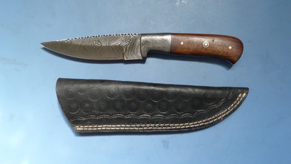 Image for Damascus and Rosewood.