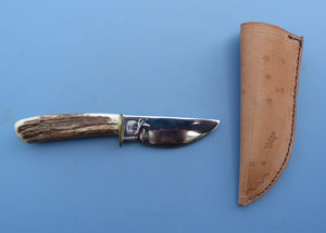 Image for Left-Handed Hunting Knife.