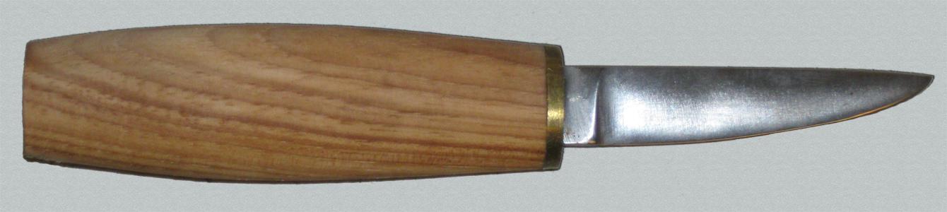barrel-hilted knife 2