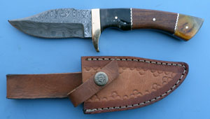 Image for Clip Point Rosewood Hunter.