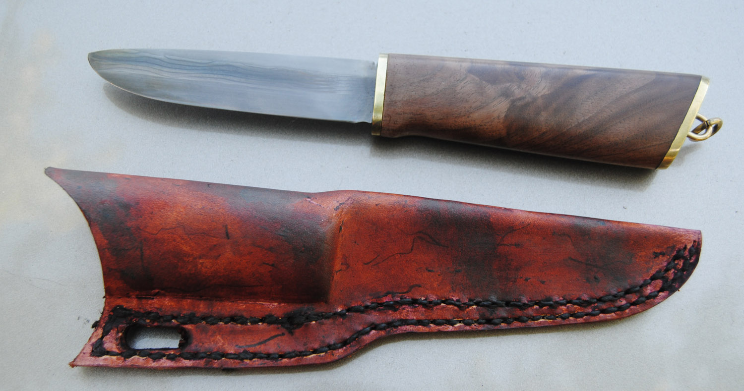 Image for Gotland Style Knife.