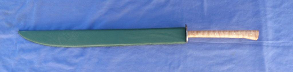 Image for Prototype Reinhardt Sword with Maple Hilt.