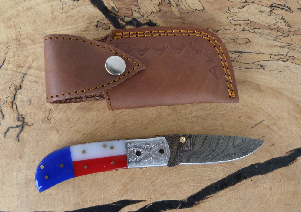 Image for LEFT-HANDED Folding Knife.